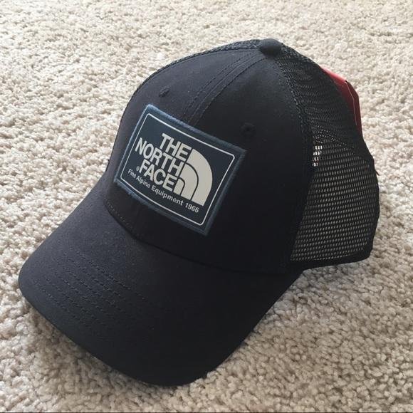 479645fc2 The North Face Mudder Trucker mesh cap hat